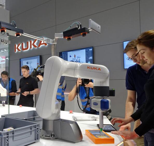 工业机器人企业德国库卡CEO将于12月卸任