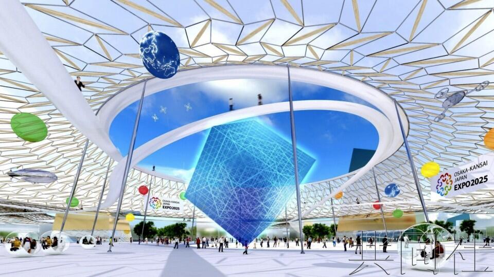 日本大阪世博会考虑用VR实现80亿人虚拟观展