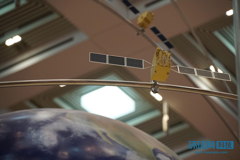 中国北斗动摇GPS地位 43颗卫星