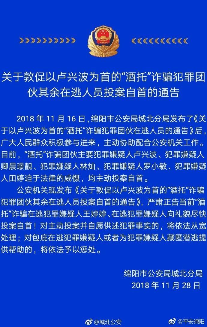 """""""最美女嫌犯""""卿晨璟靓等5人投案自首"""
