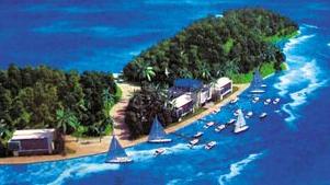 海南无人岛旅游开发商机显现