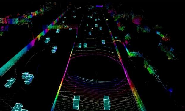沃尔沃与Lumina互助激光感到技能获庞大希望