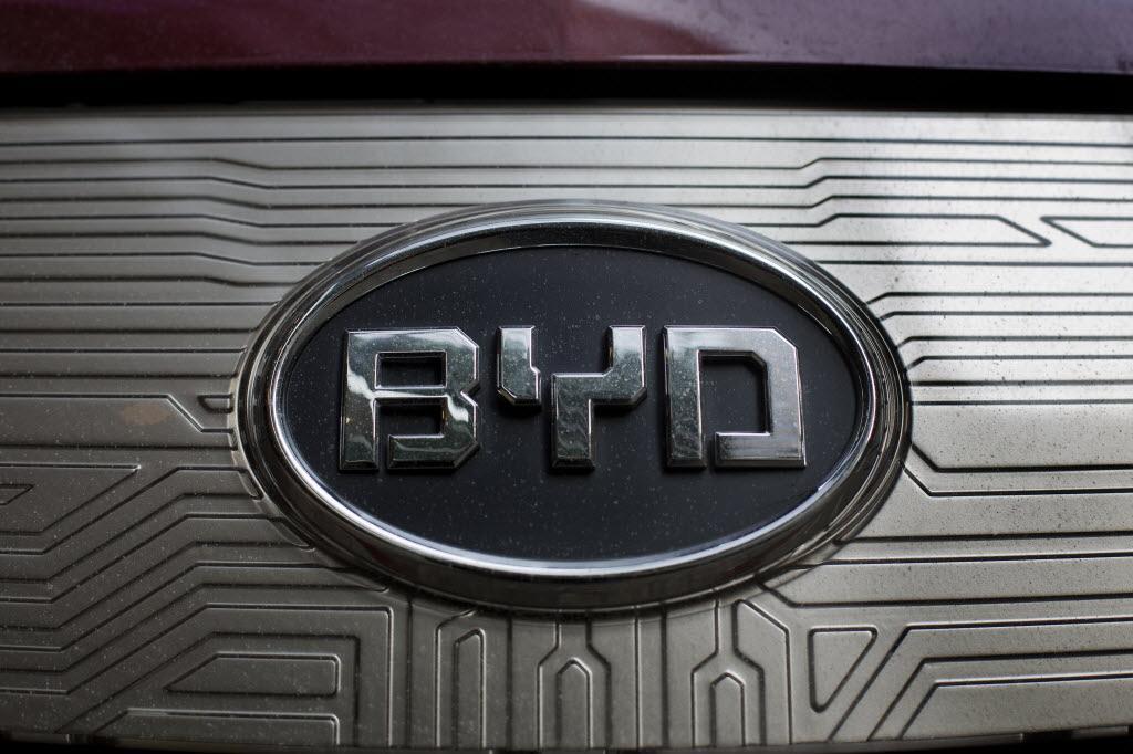 比亚迪停息加拿大电动卡车工场方案 等候贸易机遇