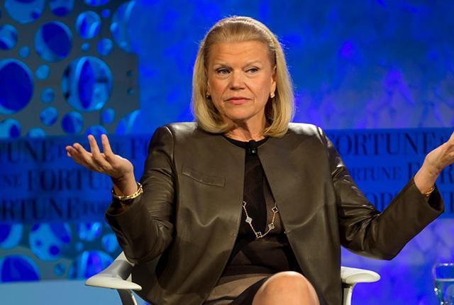 IBM CEO站队苹果, 炮轰硅谷公司收集用户数据行为