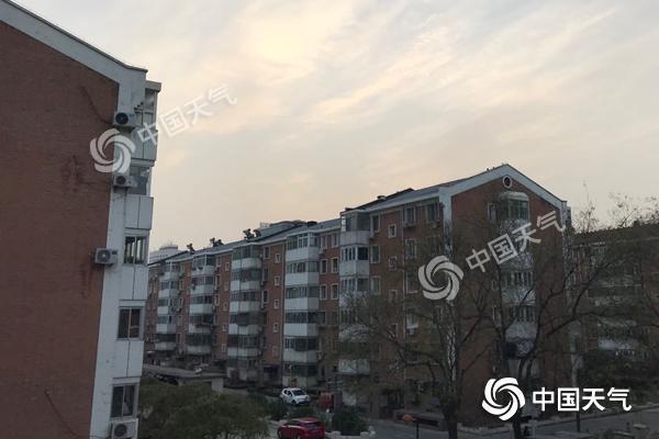 北京未来三天晴空相伴 周六或现中重度空气污染