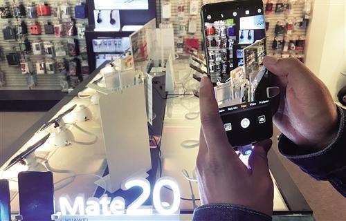 竞相发力全面屏 国产手机欲破高端市场天花板