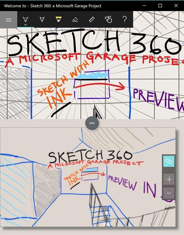 微软车库绘图应用Sketch 360上线:降低3D创作门槛
