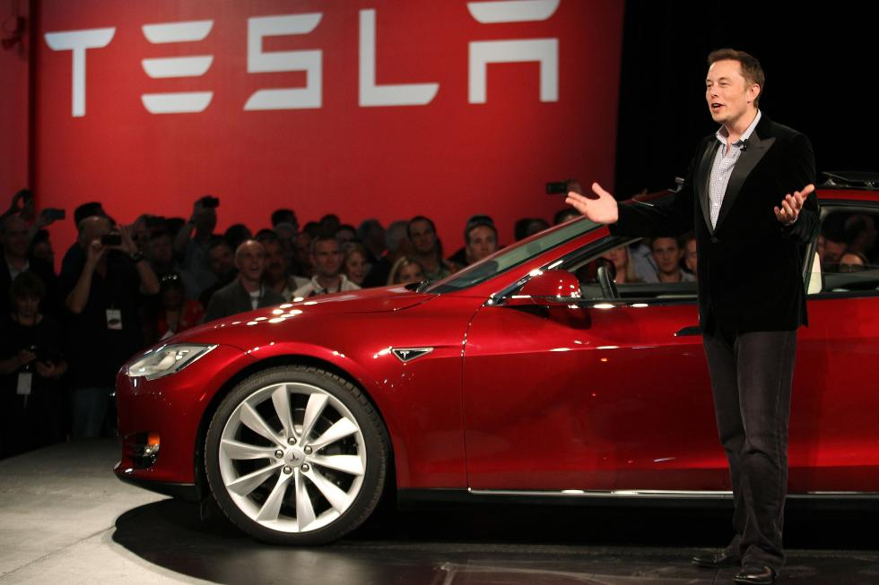 通用汽车宣布重组 证明特斯拉代表汽车的未来?