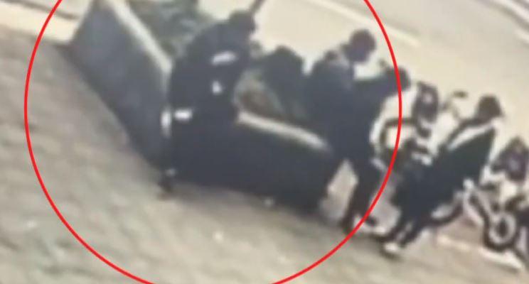 只因在人群中多看了一眼 台湾男子遭人持枪爆头
