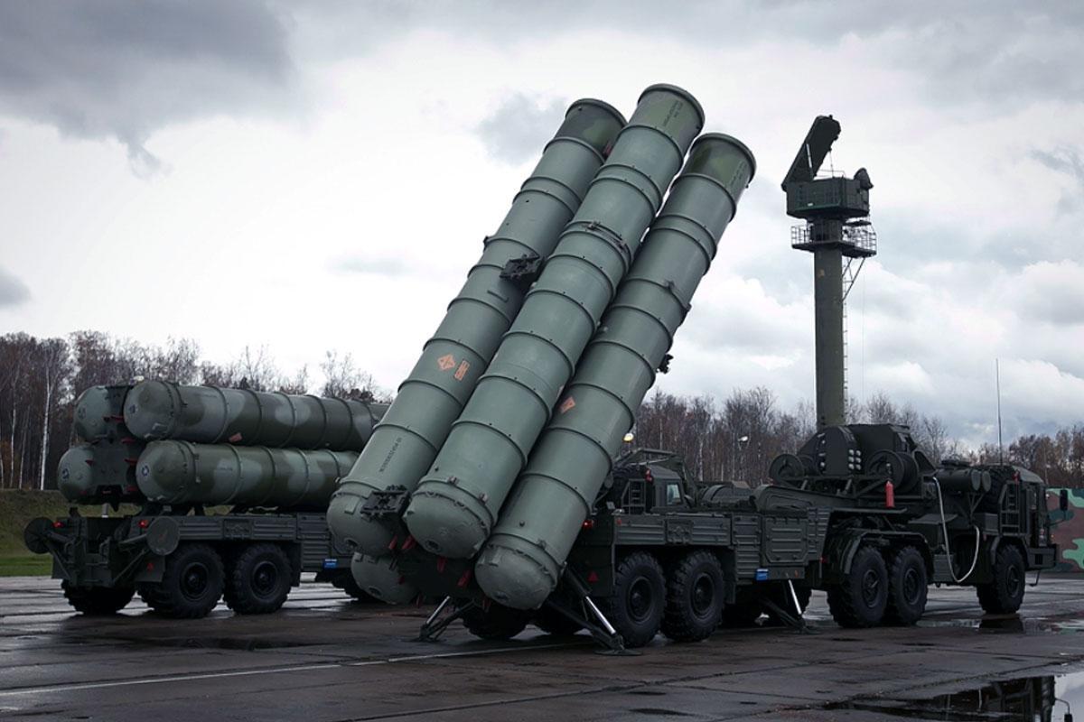 俄将在克里米亚部署第4个S400营 控制整个黑海