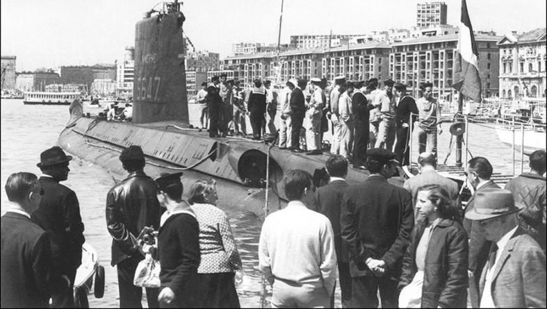 阿根廷潜艇失联1年被找到 却触动法国人敏感神经