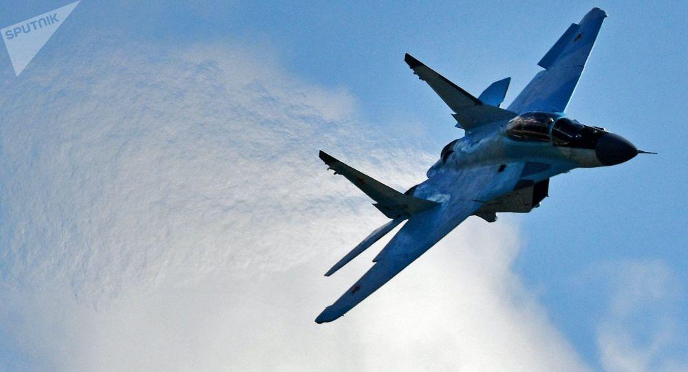 俄称2019年完成米格35全部试验 还能推出舰载版