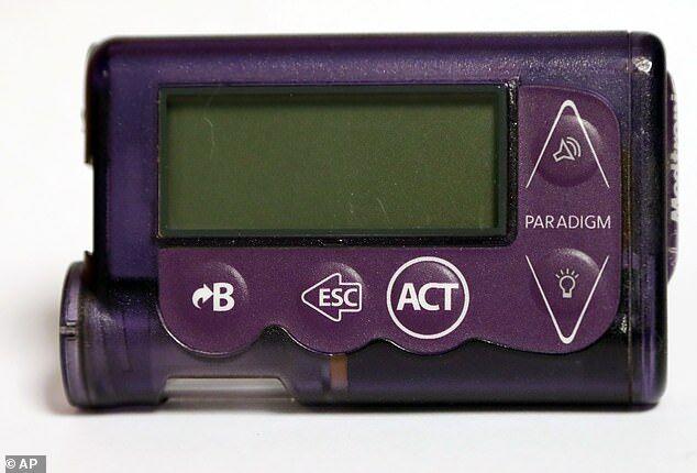 胰岛素泵致伤亡人数居全美医疗设备之首