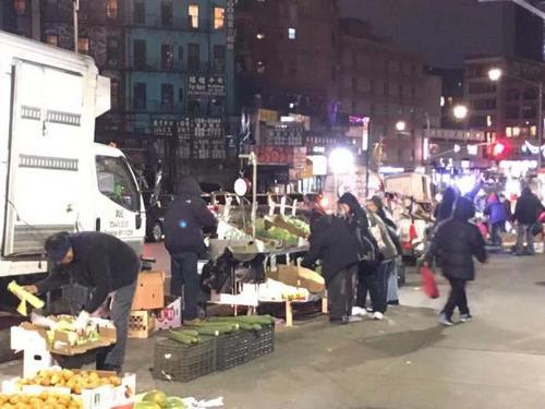 美媒:纽约华埠厢型车车祸死者为中餐馆外卖郎