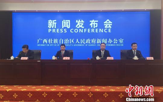 广西安排3亿专项资金 重点发展国际陆海贸易新通道项目