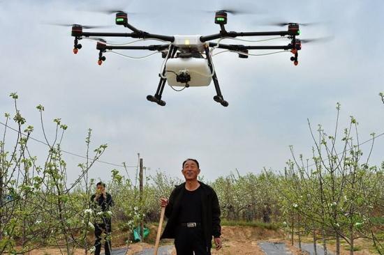 济宁购买植保无人机也可以申请补贴了,一架最高补3万!