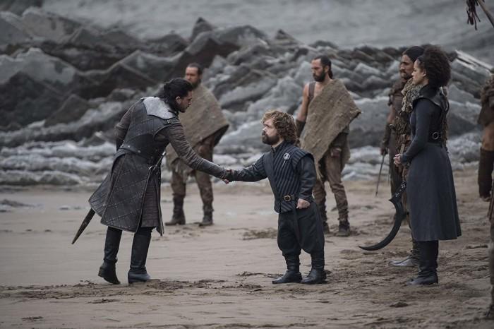 HBO确认《权力的游戏》将会有家族重聚特别篇