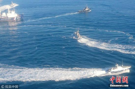 俄媒:欧盟通过有关俄乌海上争端声明 未提及制裁