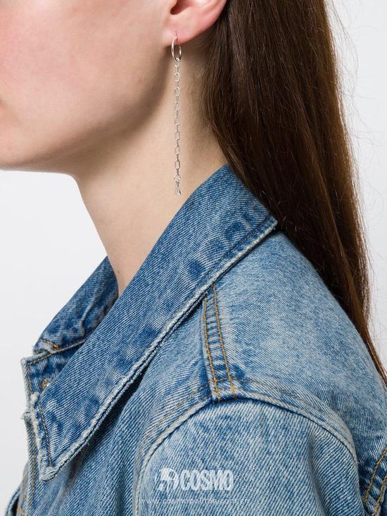 温柔的细链条 成为最好的配饰品