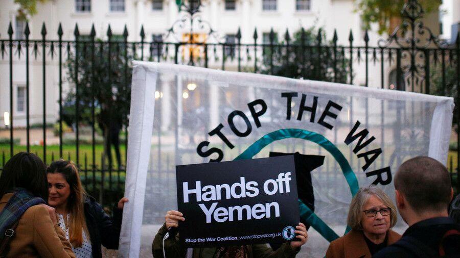 美参院通过表决:提议终止支持沙特在也门行动
