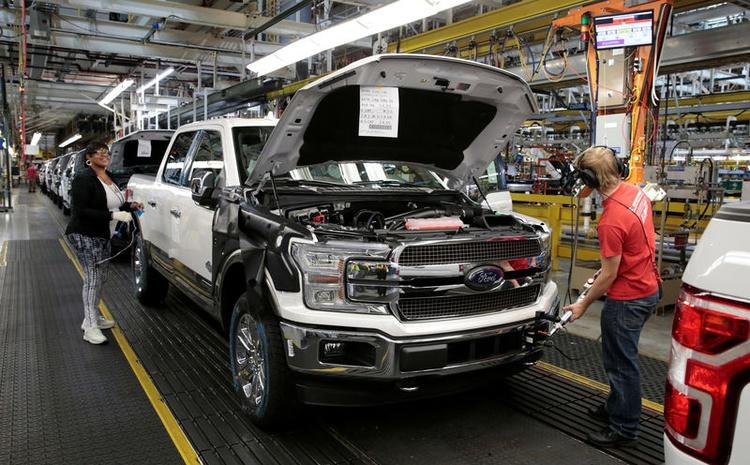 福特重组美国工场产能 增长SUV与皮卡产量