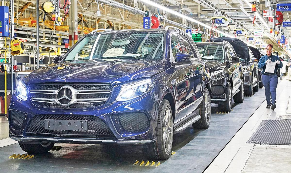 奔驰EQC打头阵 戴姆勒2019年起在华投产电动汽车
