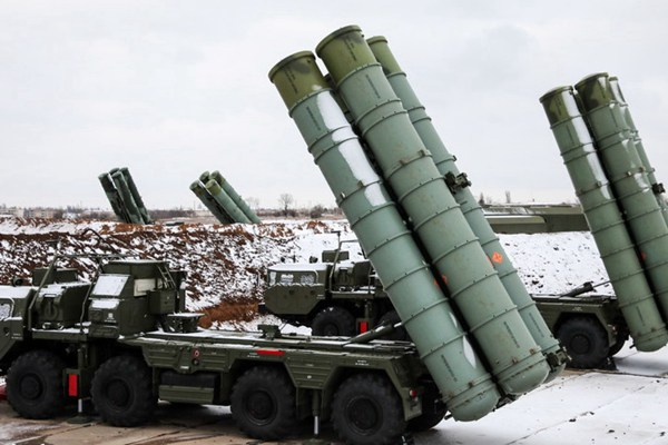 俄乌局势升级!部署在克里米亚的俄S-400防空导弹已加入现役