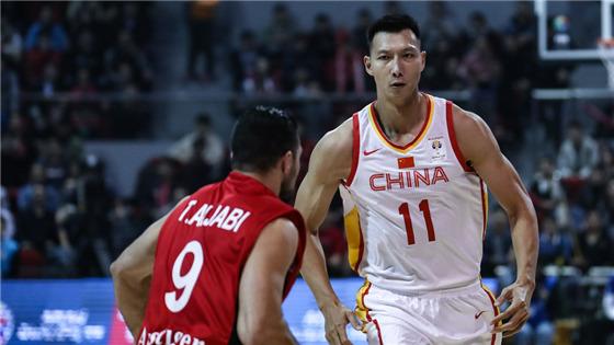 世预赛:中国男篮101-52叙利亚男篮