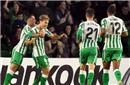 欧联综述-贝蒂斯赢球晋级 塞维利亚0-1标准列日