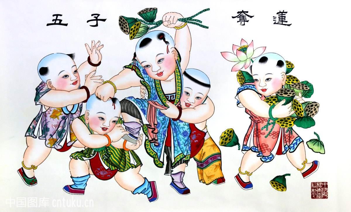 挖掘千年古镇的文化底蕴 杨柳青千年画乡底色新