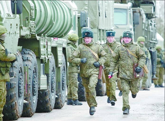 乌总统呼吁北约派军舰抗俄 北约回应:存在感已刷