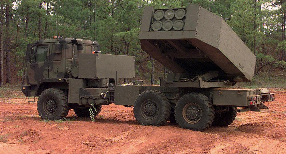 美国或向波兰出售高机动火箭炮 价值6.55亿美元