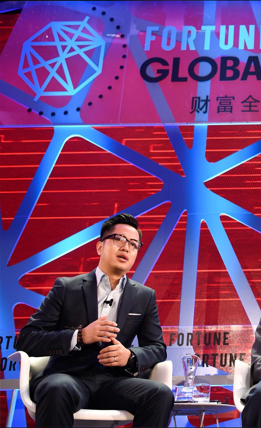 财富全球科技论坛:UnPay斩获年度创新企业大奖