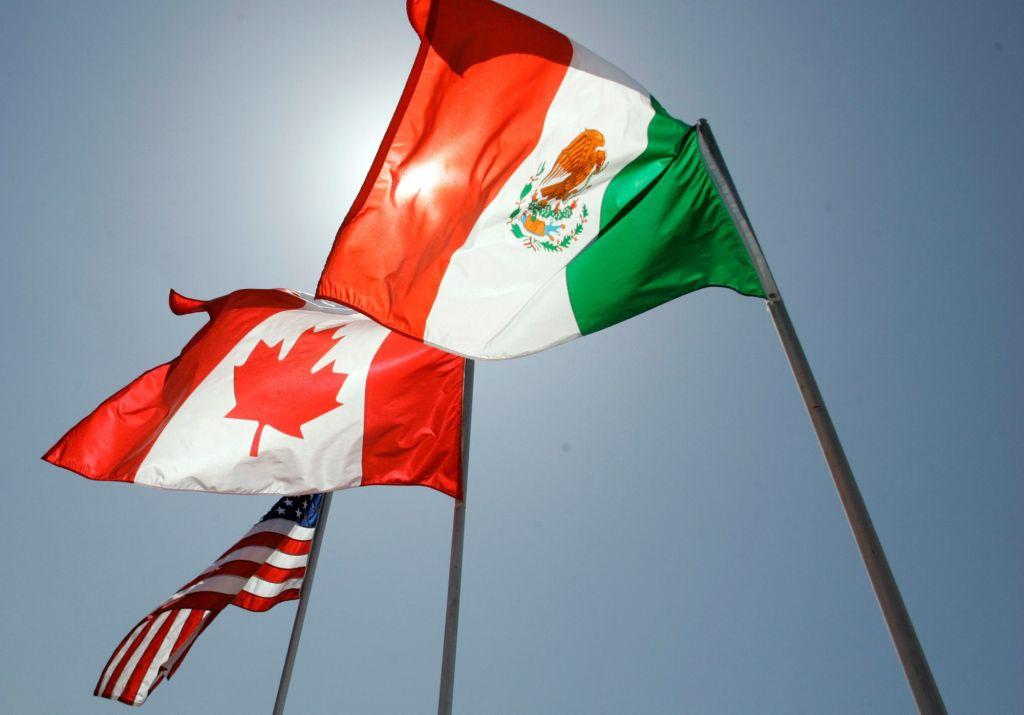 美墨加签署新的贸易协议,取代北美自由贸易协定