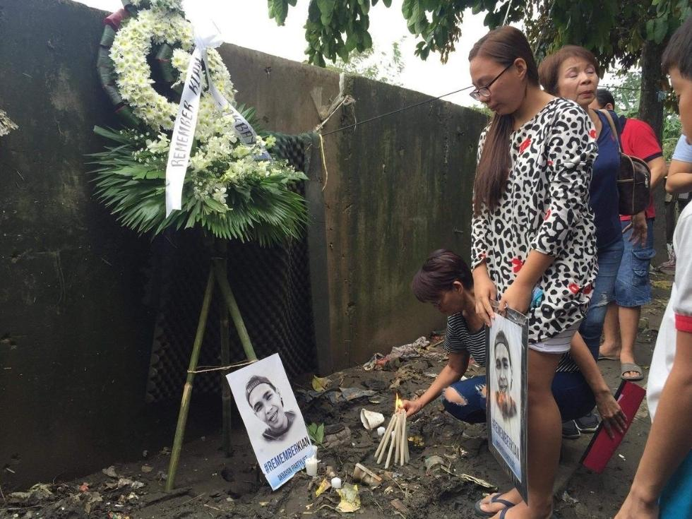 以缉毒为由枪杀少年 3名菲律宾警察被判刑40年