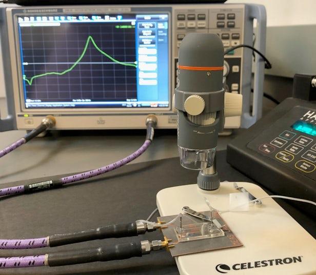 廉价传感器被用于快速诊断细菌感染的新工具