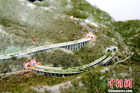 青海省四条公路同日建成通车 总长461公里