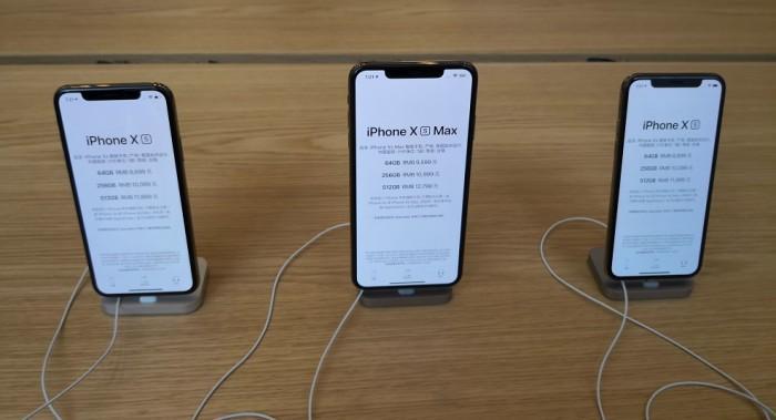 担心iPhone需求疲软 苹果目标股价再次被下调