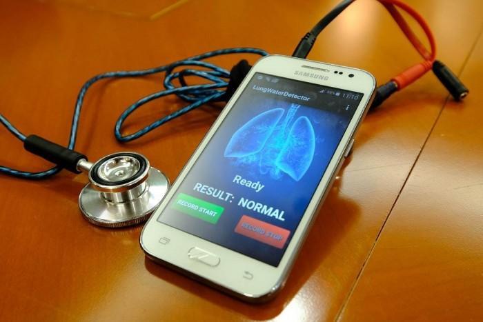 科学家打造听诊器式声学传感器:能听出充血性心衰