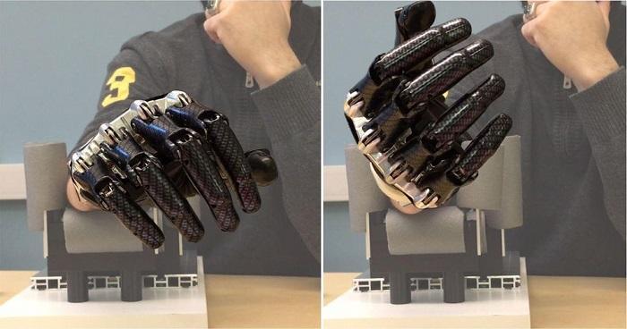 新型人工关节让前臂截肢者重获更加自然手腕功能