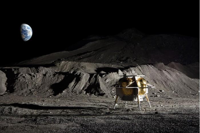 NASA宣布9家将可能参与月球载荷运送服务的企业名单