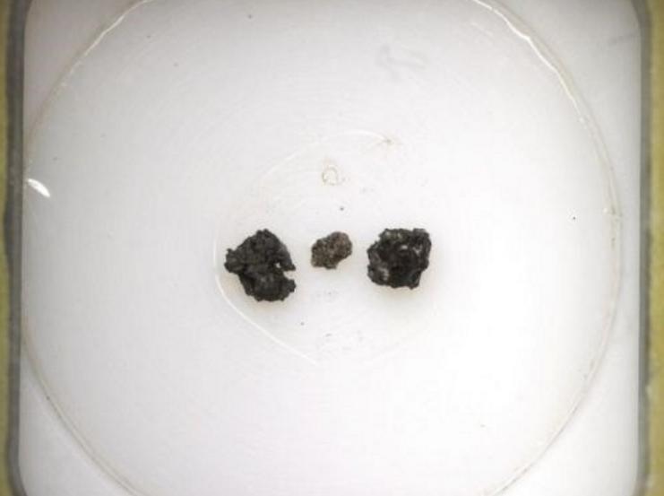 这块仅0.2克的石头身价591万元,因为它来自月球