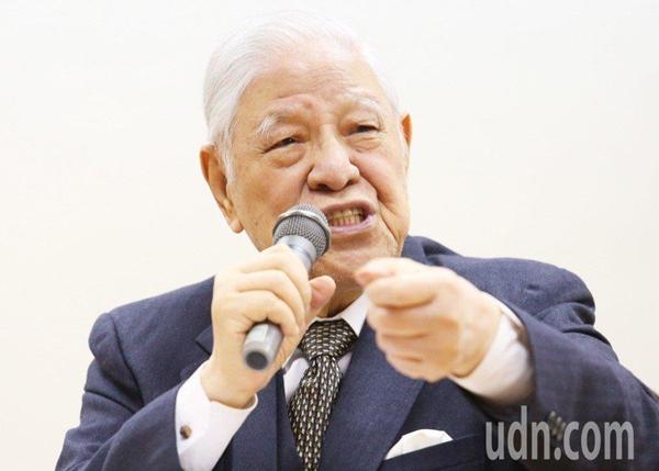 台媒:李登辉跌倒出现轻微脑出血 下周仍须在加护病房监控