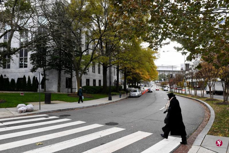 """美官员提议:将沙特驻美大使馆街道易名为""""卡舒吉街"""""""