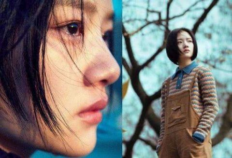 《悲伤逆流成河》顾森湘走红 扎上少女辫美炸了