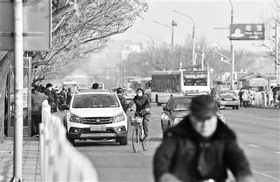 故宫核心区旅游客车限停10分钟