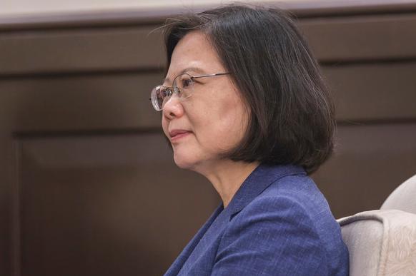 台湾政治人物声望排名出炉 蔡英文惨变倒数第一