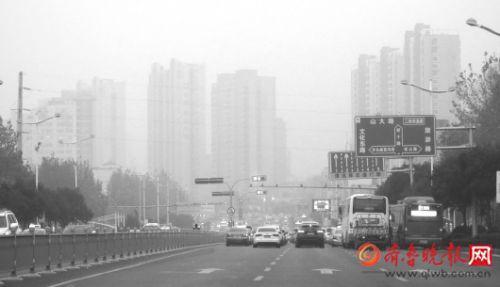 """应对重污染 山东7900余家企业停产 """"气质""""反弹严重的市将被约谈"""
