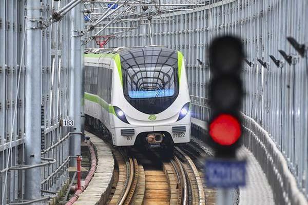 贵阳市轨道交通1号线全线正式开通初期运营