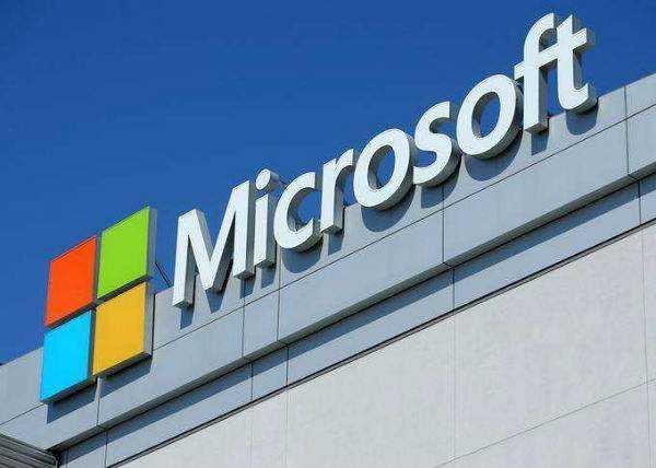 微软云计算业务增长 或成全球最具价值上市公司